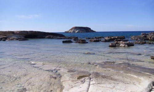 Zdjecie CYPR / Pafos / Agios Georgious / Sea Caves