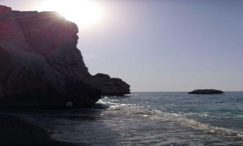 Zdjęcie CYPR / Pafos / Petra tou romiou / Petra tou romiou