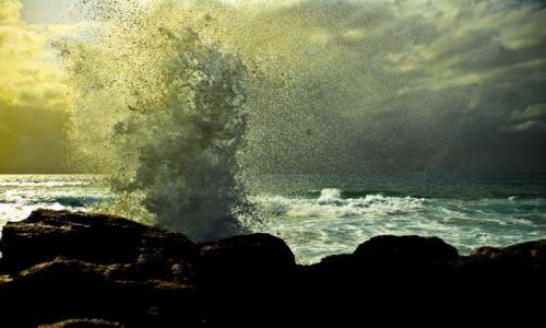 Zdjecie CYPR / Jak na mapie :D / Wybrzeże  / Rozaszalałe Mor