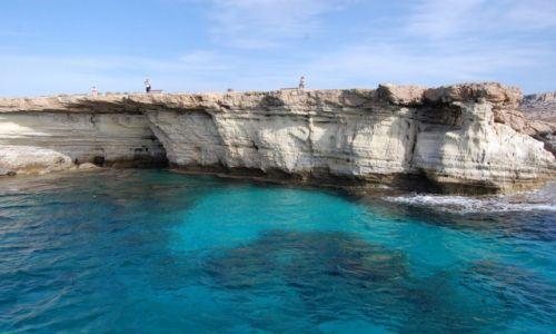 Zdjecie CYPR / - /  Ayia Napa / Boat trip