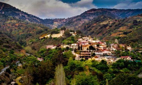 Zdjęcie CYPR / Trodos / góry Trodos / w górach Trodos