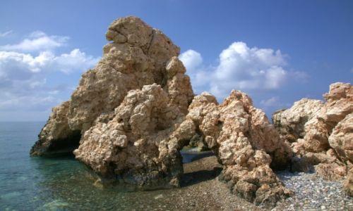 Zdjęcie CYPR / Pafos / Droga z Pissouri / Skała Afrodyty