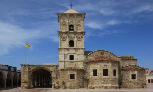 Zdjęcie CYPR / Larnaka / Stare Miasto / Kościół św. Łazarza (Agiou Lazarou)
