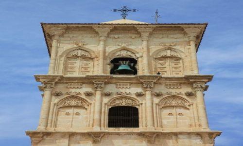 CYPR / Larnaka / Stare Miasto / Kościół św. Łazarza, dzwonnica