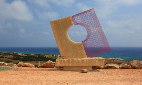 Zdjęcie CYPR / Larnaka / Ayia Napa / Muzeum rzeźby w plenerze