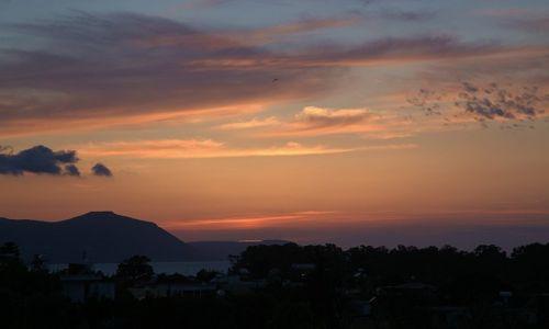 Zdjecie CYPR / Pafos / Polis Chrysochous / Akamas o zachodzie słońca