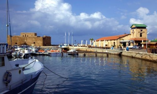 Zdjęcie CYPR / Pafos / Kato Pafos / Port