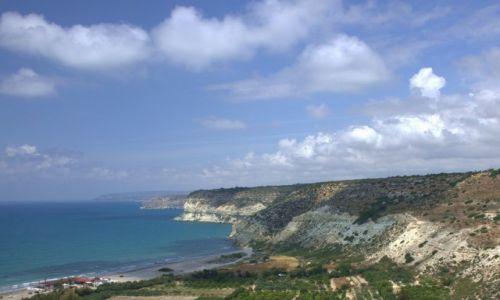 Zdjęcie CYPR / Limassol / Kourion / Tutaj za czasów rzymskich był port