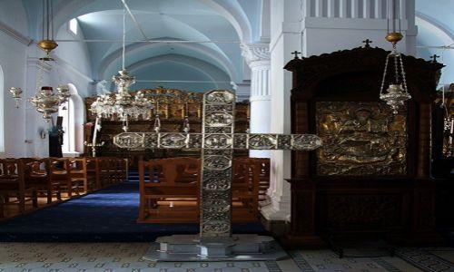 Zdjęcie CYPR / Nikozja / Kościół Panagia Faneromeni / Srebrny Krzyż Pasyjny