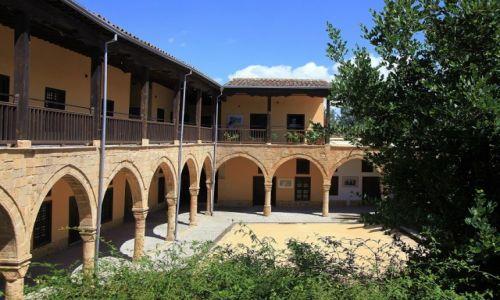 Zdjęcie CYPR / Nikozja / Uniwersytet Cypryjski / Centrum Kultury