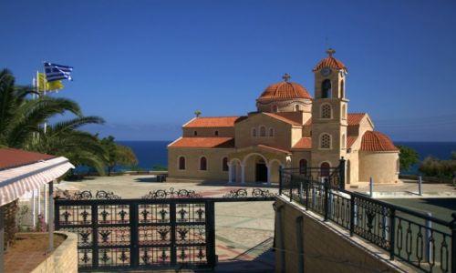 CYPR / Tylliria / Pachiamos / Kościół św. Rafaela