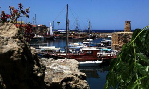 Zdjęcie CYPR / Kyrenia  / Port / Zatoczka