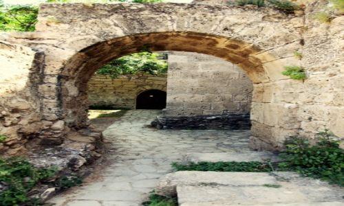 Zdjęcie CYPR / Kyrenia  / Zamek / Sekretne zaułki