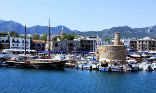 Zdjęcie CYPR / Kyrenia  / Port / Przystań