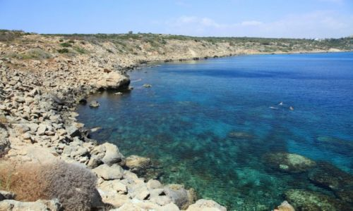 Zdjecie CYPR / Famagusta / Paralimni / Błękitna laguna