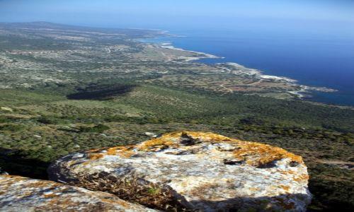 Zdjęcie CYPR / Polis Chrysochous / Półwysep Akamas / Linia brzegowa