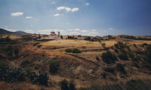 Zdjęcie CYPR / Dystrykt Nikozja / Nikitari / Kościół Andrzeja Apostoła