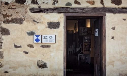 CYPR / Troodos Mountains / Kakopetria / Zabytek UNESCO