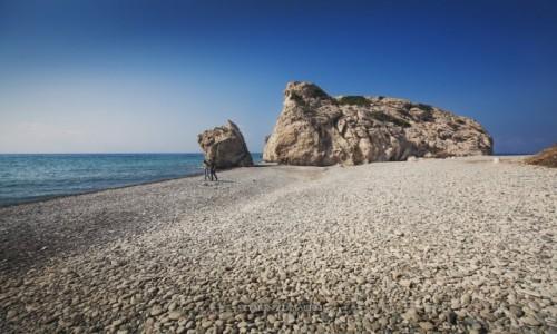 Zdjęcie CYPR / Dystrykt Pafos / - / Skała Afrodyty