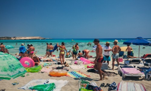 CYPR / Dystrykt Famagusta / Ayia Napa / Mielno