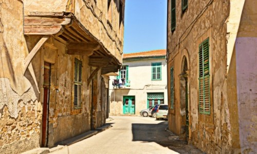 CYPR / - / Nikozja / Stare zakątki Nikozji