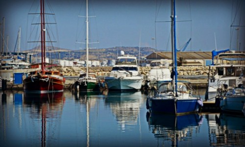 CYPR / - / Larnaka / Port Larnaka