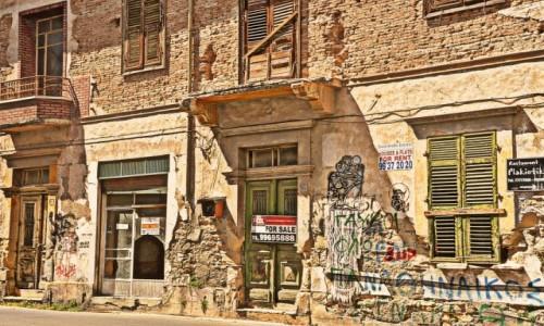 Zdjecie CYPR / - / Larnaka / Mniej turystyczna część miasta