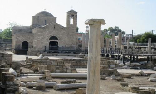 Zdjęcie CYPR / Paphos / Paphos / Paphos
