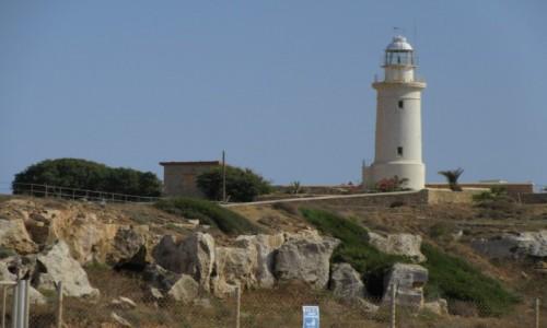 Zdjęcie CYPR / Paphos / Paphos / Latarnia morska
