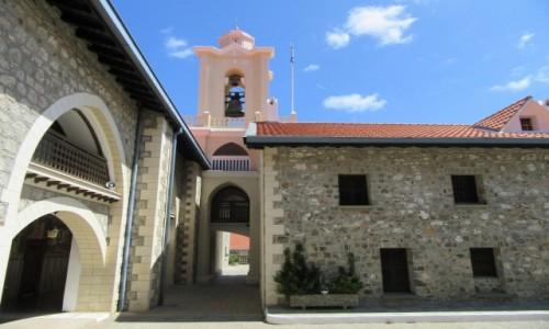 Zdjęcie CYPR / Cypr / Góry Troodos / Monaster Kykkos