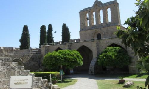 Zdjęcie CYPR / Cypr / Cypr / Białe Opactwo w Bellapais