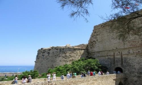 Zdjęcie CYPR / Cypr / Kyrenia / Cypr - Kyrenia - Zamek