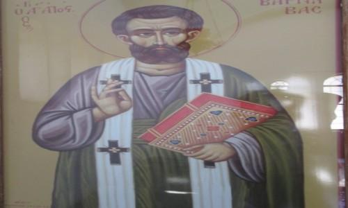 Zdjęcie CYPR / Cypr / Cypr / Grobowiec św. Barnaby