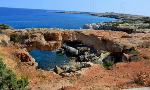 Zdjecie CYPR / Ayia Napa / Capo Greco / Cape Greco