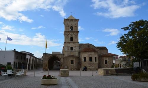 Zdjęcie CYPR / południe / Larnaka / Kościół św. Łazarza