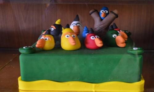 Zdjęcie CYPR / Wschód. Turecka część Cypru / Famagusta / Sztuka Cypru - słodkie Angry Birds :)