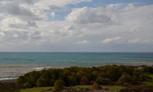 Zdjęcie CYPR / po drodze / przy brzegu / kolorowe morze