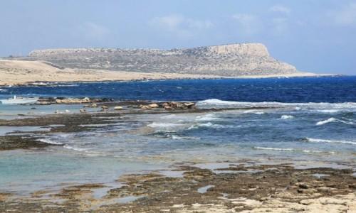 CYPR /  Ayia Napa / Cape Greco  / Przylądek
