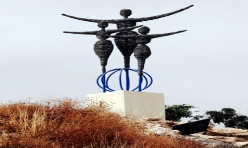 Zdjecie CYPR / Larnaca / Ayia Napa / Muzeum rzeźby w plenerze