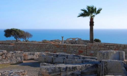 Zdjecie CYPR / okolice Limassol / Kourion / Kourion