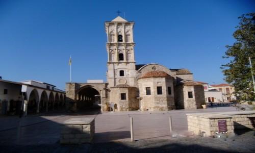 Zdjecie CYPR / Larnaca / Saint Lazarus Church / Ciekawe miejsce