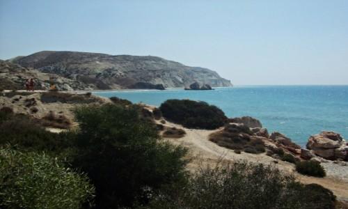 Zdjecie CYPR / Limassol / Limassol / Plaża w Limassol
