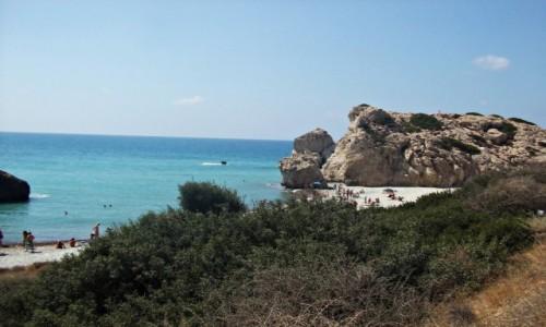 Zdjęcie CYPR / Limassol / Limassol / Plaża Limassol