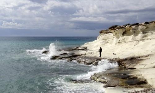 Zdjecie CYPR / Dystrykt Larnaka / Governor's beach / Niedzielny relaks