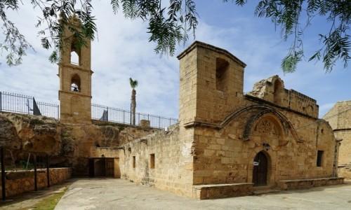 Zdjęcie CYPR / Larnaka / Ayia Napa / Średniowieczny monaster