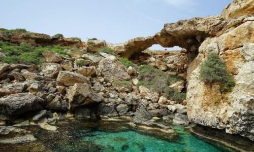 Zdjęcie CYPR / Larnaka / Ayia Napa / Most miłości