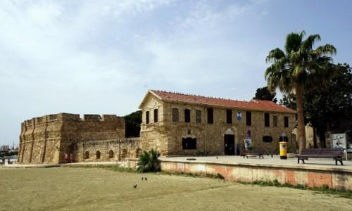Zdjecie CYPR / Larnaka / . / Zamek