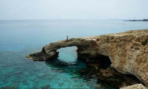 Zdjecie CYPR / Larnaka / Ayia Napa / Tutaj już lato