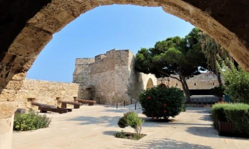 Zdjecie CYPR / - / Larnaka / Medieval Castle