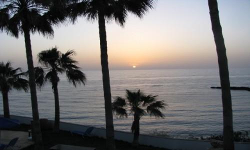 Zdjecie CYPR / Pomos / Pomos / Zachód słońca